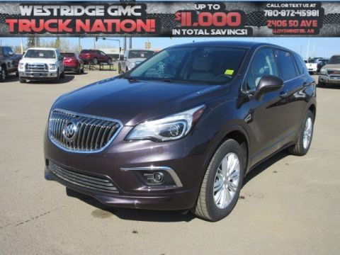 New 2018 Buick Envision Preferred. Text 780-872-4598 for more information! AWD