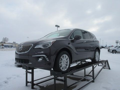 New 2017 Buick Envision Preferred. Text 780-872-4598 for more information! AWD