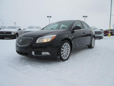 Pre-Owned 2011 Buick Regal CXL RL2. Text 780-205-4934 for more information! FWD 4dr Car