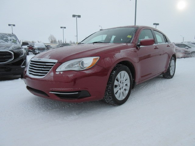 Pre-Owned 2013 Chrysler 200 LX. Text 780-205-4934 for more information!