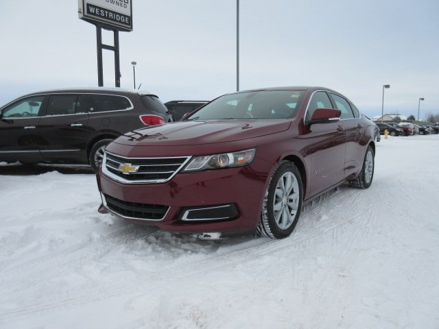 Certified Pre-Owned 2016 Chevrolet Impala LT. Text 780-205-4934 for more information!