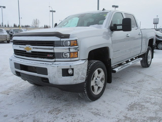 Pre-Owned 2015 Chevrolet Silverado 2500HD LTZ. Text 780-205-4934 for more information!