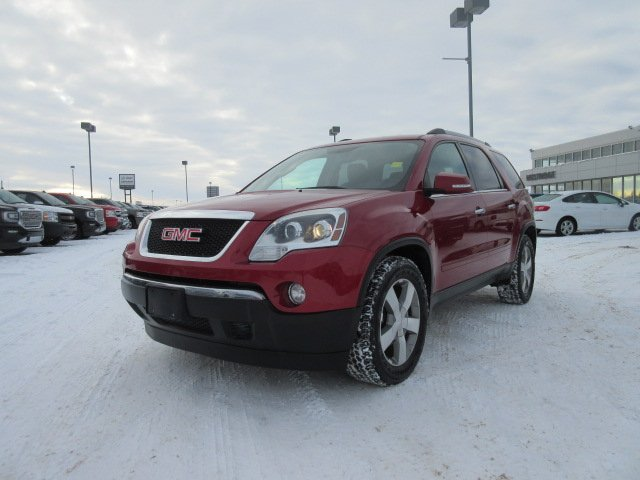 Pre-Owned 2012 GMC Acadia SLT1. Text 780-205-4934 for more information!