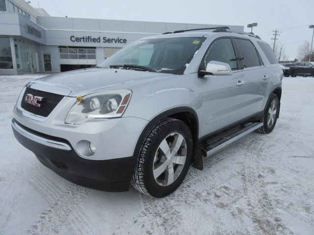 Pre-Owned 2011 GMC Acadia SLT1. Text 780-205-4934 for more information!