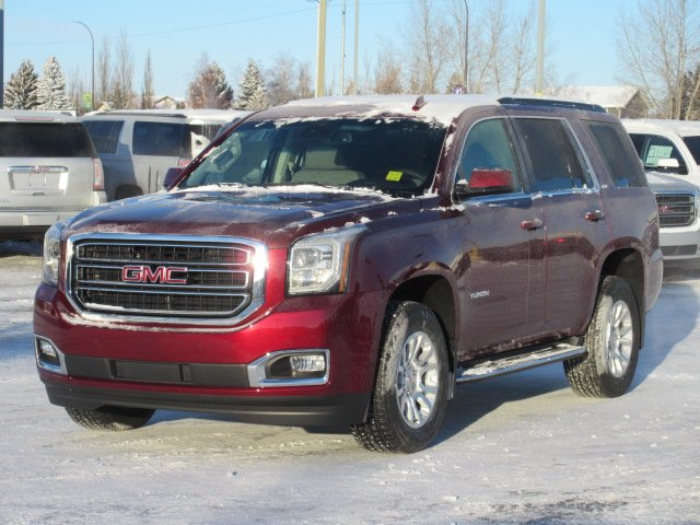 New 2018 GMC Yukon SLT. Text 780-872-4598 for more information!