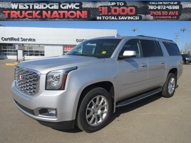 New 2018 GMC Yukon XL Denali. Text 780-872-4598 for more information!