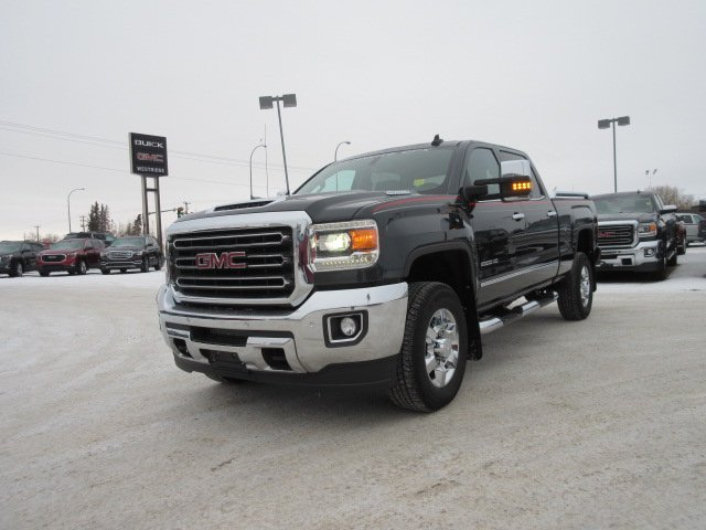 New 2018 GMC Sierra 2500HD SLT. Text 780-872-4598 for more information!