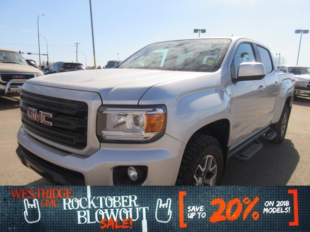 New 2018 GMC Canyon SWB. Text 780-872-4598 for more information!