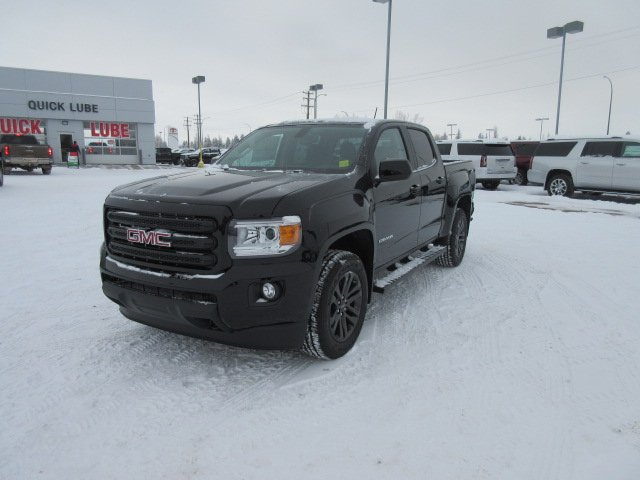 New 2018 GMC Canyon 4WD SLE. Text 780-872-4598 for more information!
