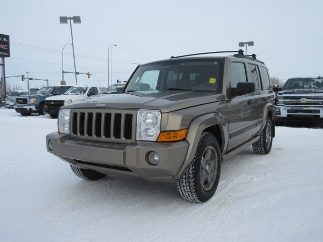 Pre-Owned 2006 Jeep Commander BASE. Text 780-205-4934 for more information!