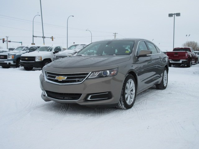 Certified Pre-Owned 2017 Chevrolet Impala LT. Text 780-205-4934 for more information!