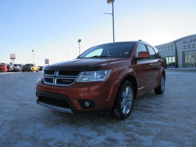 Pre-Owned 2011 Dodge Journey R/T. Text 780-205-4934 for more information!