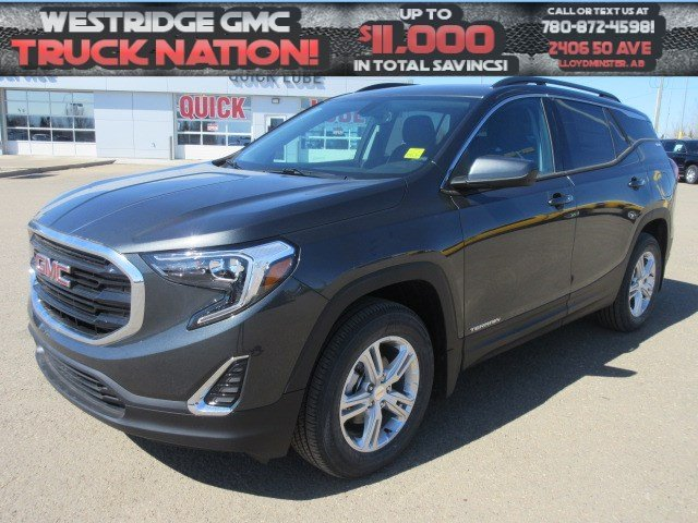 New 2018 GMC Terrain SLE Diesel.Text 780-872-4598 for more information! AWD
