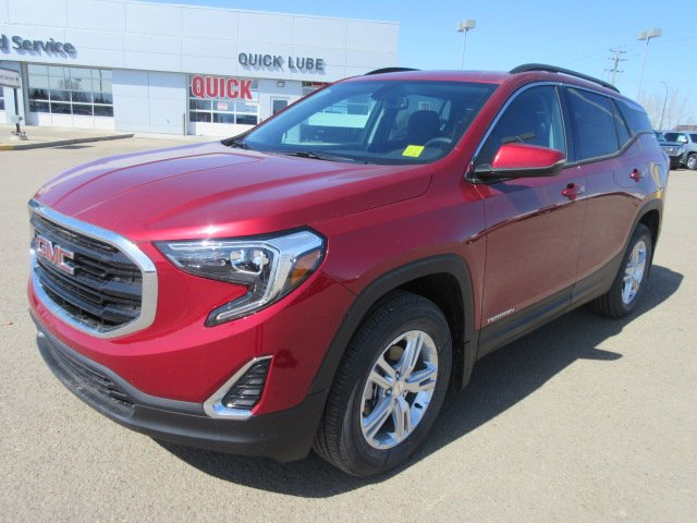 New 2018 GMC Terrain SLE Diesel. Text 780-872-4598 for more information!