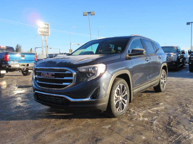 New 2018 GMC Terrain SLT. Text 780-872-4598 for more information!