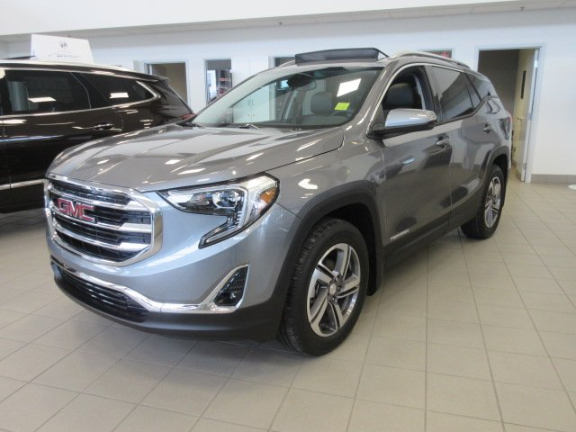 New 2018 GMC Terrain SLT Diesel. Text 780-872-4598 for more information!
