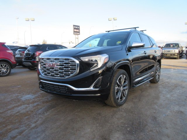 New 2018 GMC Terrain Denali. Text 780-872-4598 for more information!
