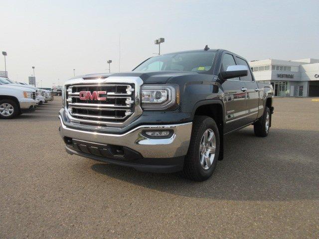 New 2017 GMC Sierra 1500 SLT. Text 780-872-4598 for more information!