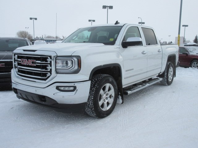 Certified Pre-Owned 2017 GMC Sierra 1500 SLT; Text 780-205-4934 for more information!