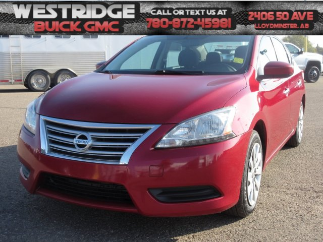 Pre Owned 2013 Nissan Sentra SV. Text 780 205 4934 For More