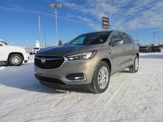 New 2018 Buick Enclave Premium. Text 780-872-4598 for more information!