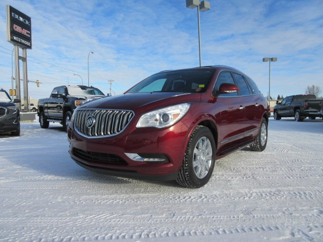Certified Pre-Owned 2016 Buick Enclave Premium. Text 780-872-4598 for more information!