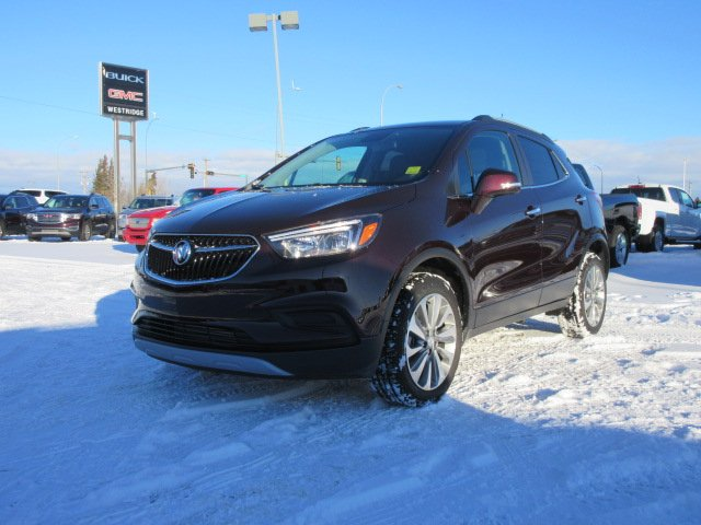 New 2018 Buick Encore Preferred. Text 780-872-4598 for more information!