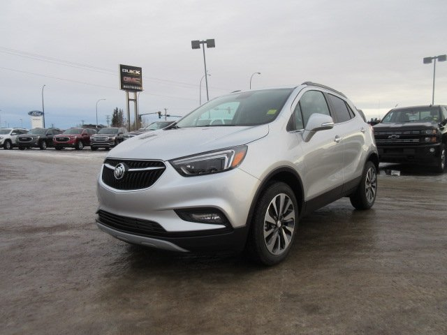 New 2018 Buick Encore Essence. Text 780-872-4598 for more information!