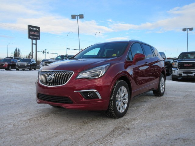 New 2018 Buick Envision Essence. Text 780-872-4598 for more information!