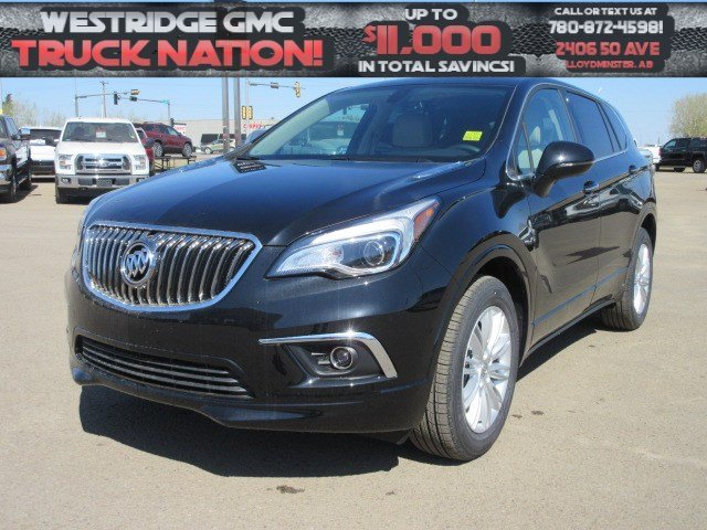 New 2018 Buick Envision Preferred. Text 780-872-4598 for more information!